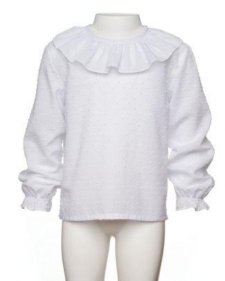 Camisa blanca plumeti kids