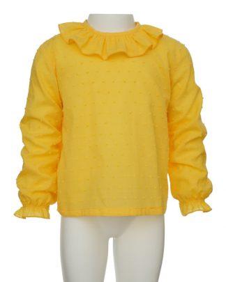 kids_camisa plumeti amarilla