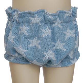 Baby - culotte estrella azul