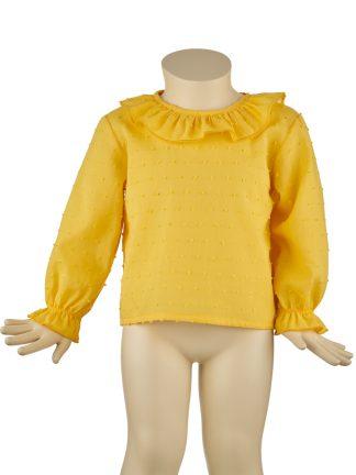 baby plumeti camisa amarillo