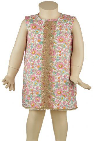 baby vestido liberty Betsy