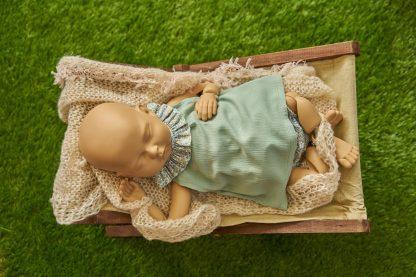 Jesusito newborn Bambula niña