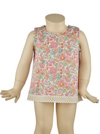 baby camisa liberty puntilla betsy