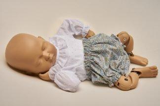Culotte recién nacido Liberty Millie