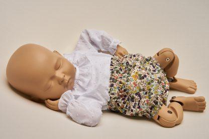 Culotte recién nacido Liberty Olivia