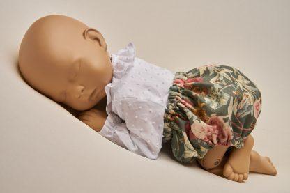 Culotte recién nacido garden