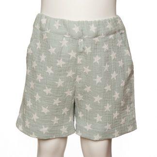 Pantalon estrellas menta - kids